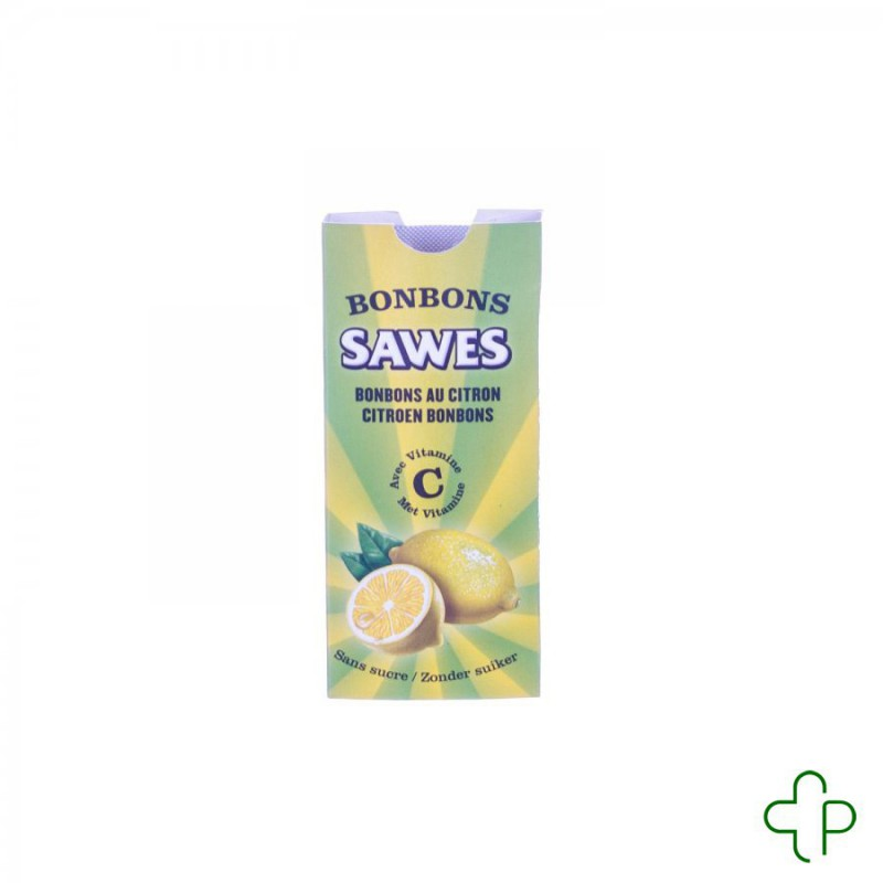 Sawes Bonbon Lemon Ss      Blist 10