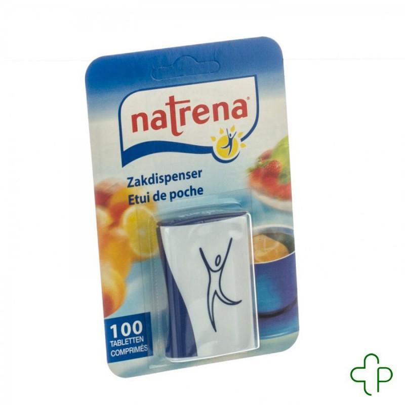 Natrena Comprimés 100 Etui de Poche