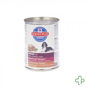 Hills Science Plan Canine Adult Turkey      370g 8038zz