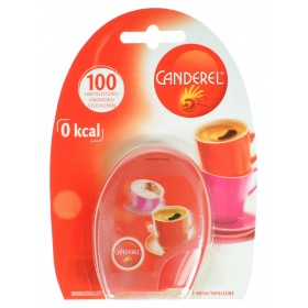 Canderel Non Effervescents Comprimés 100x18mg