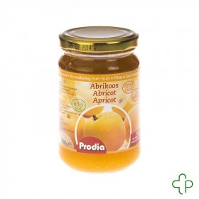 Prodia Confiture Abricot + Fructose      370g 6091
