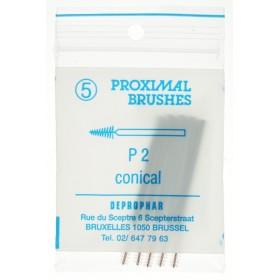 Proximal Brossette conique 5 P2