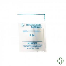 Proximal Brossette cylindrique Large   5 P24