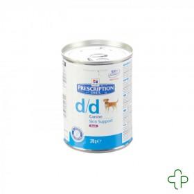 Hills Prescrip.diet Canine Dd Duck     370g 8003zz