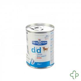 Hills Prescrip.diet Canine Dd Salmon   370g 8004zz
