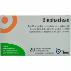 Blephaclean 20 Compresses