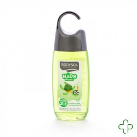 Bodysol Kids Douche 2en1 Kiwi       250ml