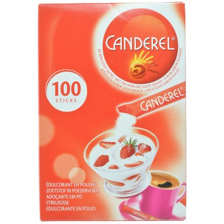 Canderel Sticks              100x1g