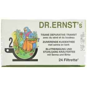 Ernst Dr N 2 Tisane Depurative