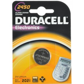 Duracell Dl/creme 2450 Diam24mm Ep50mm