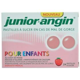 Junior Angin Comprimés a...