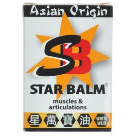 Star Balm Blanc   25g