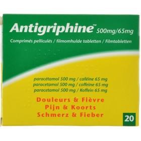 Antigriphine Comprimés 20 X...