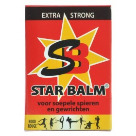 Star Balm Rouge   25g
