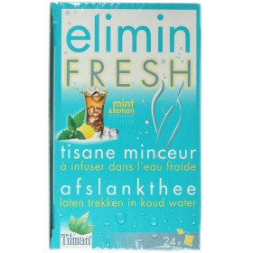 Elimin Fresh Tisane Menthe citron sachet Infusions 24