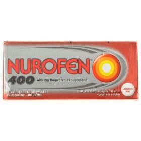 Nurofen Comprimés 30 X 400 Mg