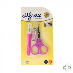 Difrax Manicure Set Baby 88