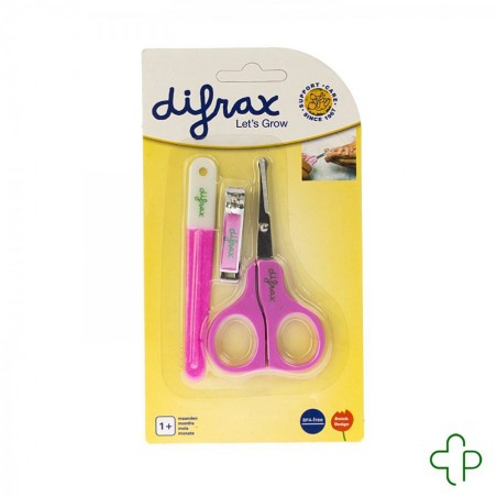 Difrax Trousse Manucure Bebe                    88