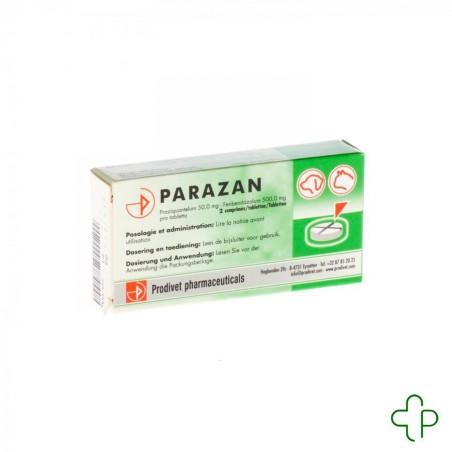 Parazan Comprimés   2