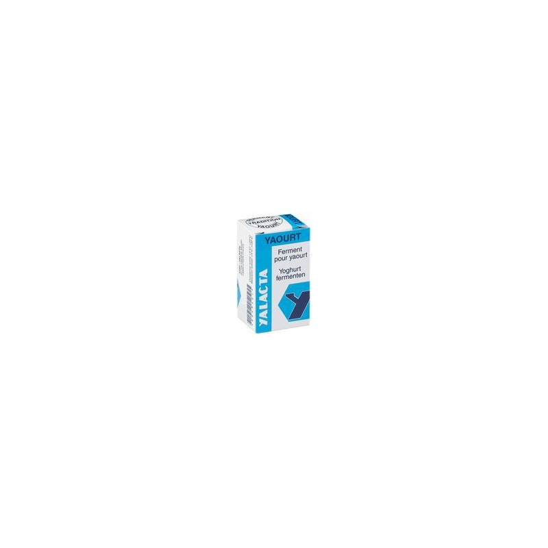 Yalacta Ferment Yaourt Bleu Tradit.