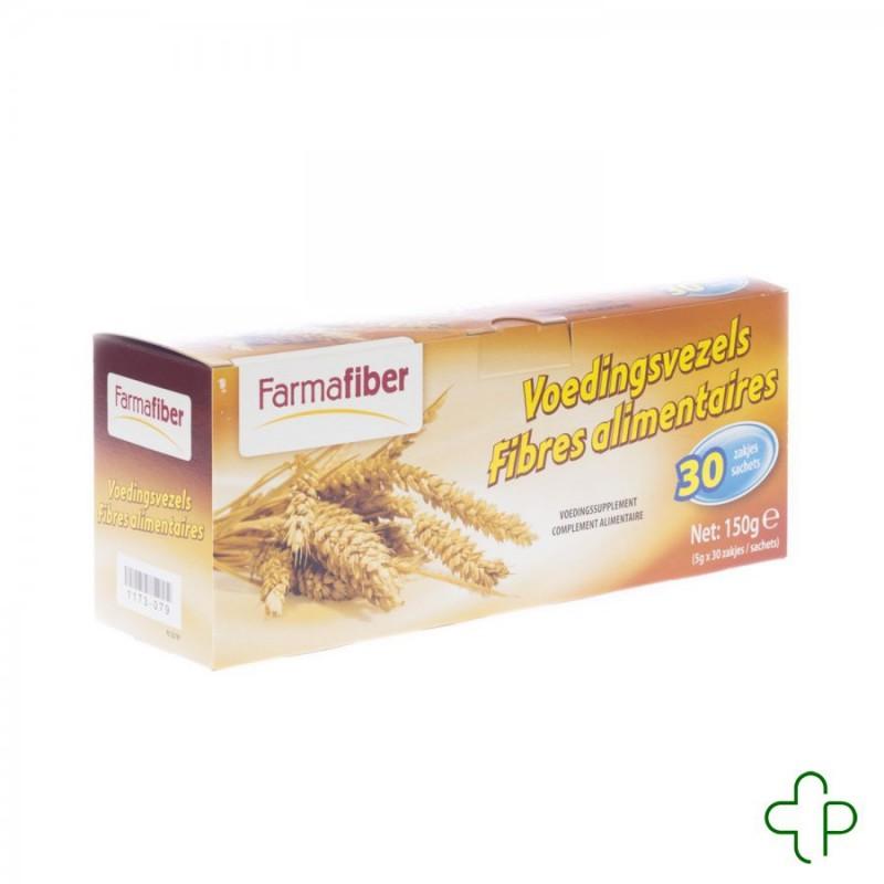 Farmafiber Fibres Alimentaires          30x5g 6156