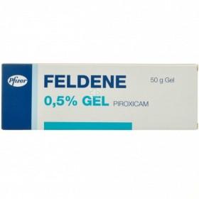 Feldene 05 % Gel 50gr