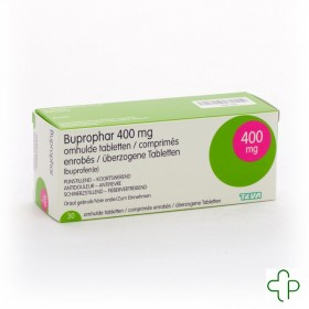 Buprophar 400 Mg Drag 30 X...
