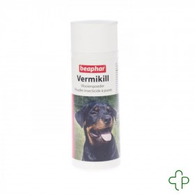 Vermikill poudre Anti Puce Chien-chat          80g 20272