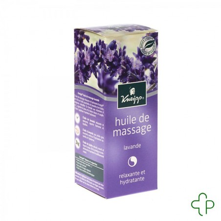 Kneipp Huile Massage Pure Detente Lavande    100ml