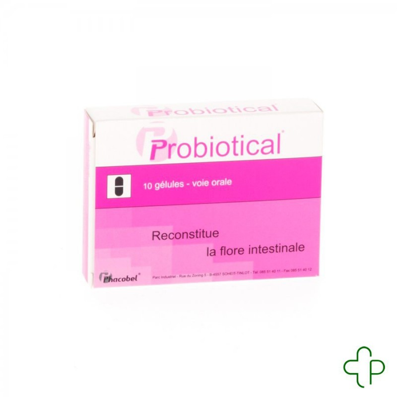 Probiotical                 Gel  10