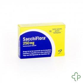 Sacchiflora 250mg Caps  10