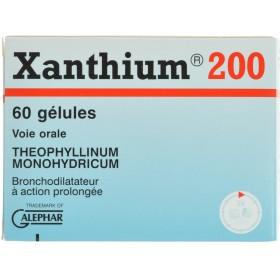 Xanthium 200 Caps  60 X 200 Mg