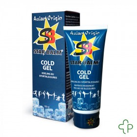 Star Balm Cold Gel       Tube 100ml