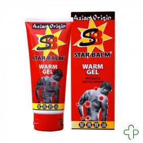 Star Balm Warm Gel       Tube 100ml