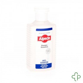 Alpecin Shampoing Anti-pelliculaire 200ml