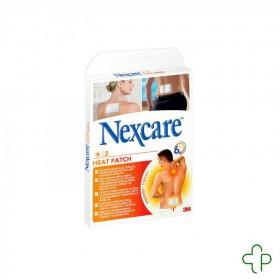Nexcare 3m Heat Patch...