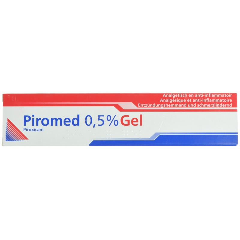 Piromed Gel 50 Gr