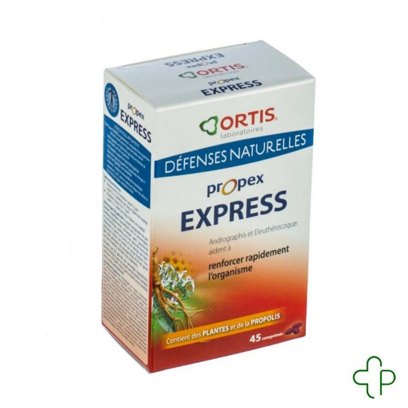 Ortis Propex Express        Comprimés 45