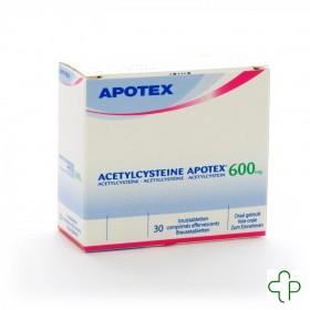 Acetylcysteine Apotex...