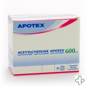 Acetylcysteine Apotex Sach...