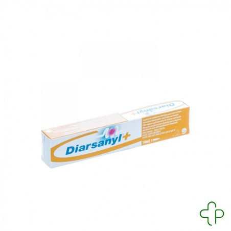 Diarsanyl+ Pate Orale Seringue Dos. 10ml