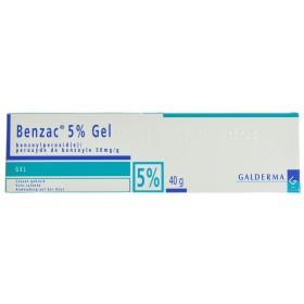 Benzac Ac  5% Gel 40g