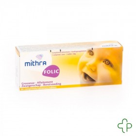 Mithra-folic              Comprimés 3x28