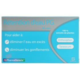 Retention D'eau PG Pharmagenerix Capsules  60
