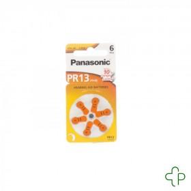 Panasonic Batterie Appareil Oreille Pr  13h 6