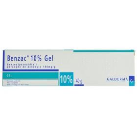 Benzac Ac 10% Gel 40g