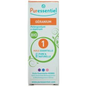 Puressentiel Expert Geranium Bio      Huile Essentielle  5ml