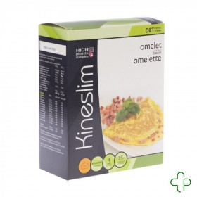 Kineslim Omelete Bacon poudre     Sach 4