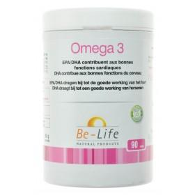 Omega 3 500 Be Life                       Capsules  90