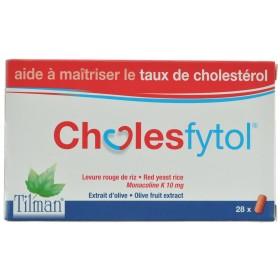 Cholesfytol Comprimés  28